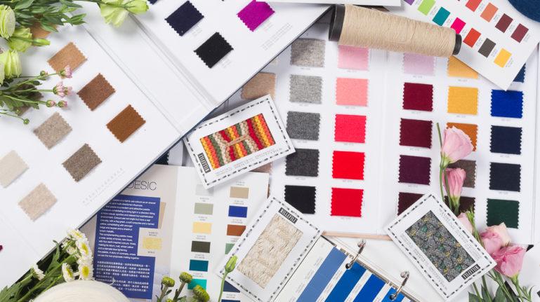 Закупка оптом материалов и тканей в Китае
