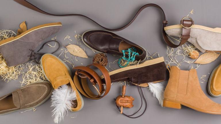 Пошив обуви в Китае